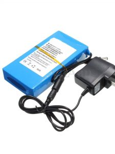 BL-200 Battery & Charger Set
