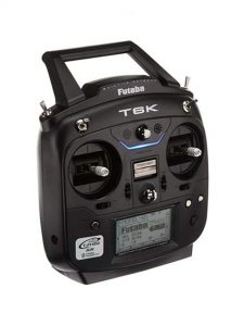 RC Transmitter Futaba T6K