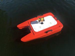 BathyCat Survey Catamaran