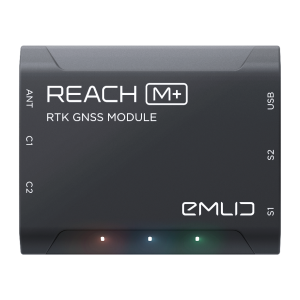 Emlid Reach M+ GNSS Receiver
