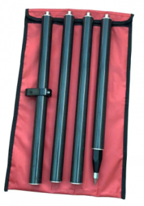 GPS Survey Pole kit – Carbon Fiber
