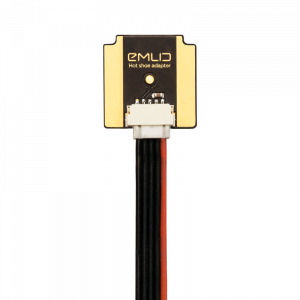 Reach M2/M+ camera hot shoe adapter